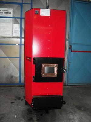 Caldaia a legna per produzione vapore posot class for Caldaia a legna usata vendo