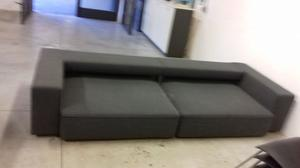 Divano design tessuto posot class - Divano 2 metri ...