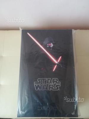Hot toys kylo ren star wars 1/6 scale