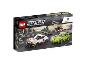 Lego Speed  Porsche 911 RSR e 911 Turbo 3.0