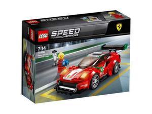 Lego  speed champions: ferrari 488 gt3 scuderia corsa