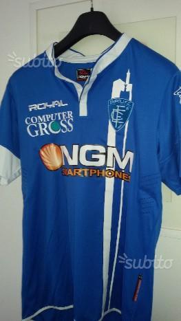 Maglia originale Empoli F.C. Serie A, indossata