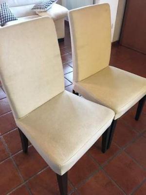 Vendo 4 sedie ikea borje milano posot class for Ikea sedie bianche