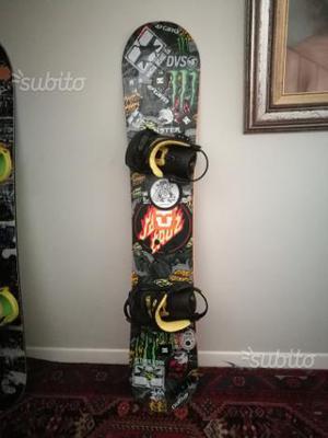 Tavola da snowboard mod santacruz posot class - Tavole da snowboard santa cruz ...