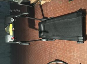 Tapis roulant e panca addominali