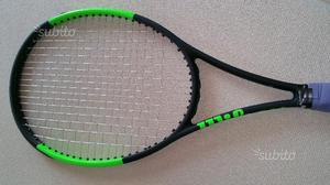 Wilson BLADE 98 cv 16x19 manico 4