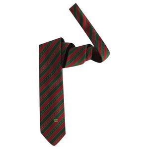 cravatta gucci regimental