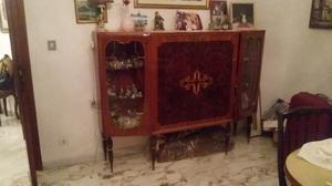 Credenza Bassa Con Vetrina : Credenza bassa salotto con due vetrine cassettone posot class