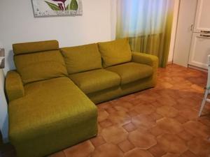 Divano con penisola poltrone e sof posot class - Divano angolare poltrone e sofa ...