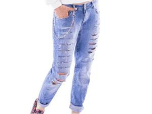 Stock 100 jeans donna amy gee spring summer sottocosto