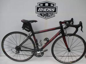 Bici corsa Bhoss carbonio elettrica usata