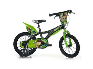 Bicicletta Ben10 Per Bambino 14âeuro 2 Freni 614-b10