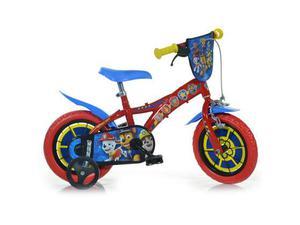 Bicicletta Paw Patrol Per Bambini 12âeuro Eva 1 Freno