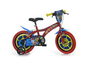 Bicicletta Paw Patrol Per Bambini 14âeuro 2 Freni 614-pw