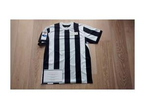 Maglia Shirt Match Worn Juventus HIGUAIN 120 ANNIVERSARIO
