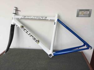 Telaio bici corsa Eclipse alluminio