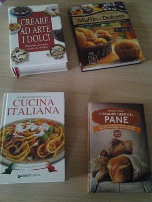 Libri di cucina e dolci premariacco posot class - Libri di cucina consigliati ...
