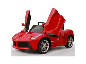 Auto Macchina Elettrica 12v Per Bambini 1 Posto Ferrari La