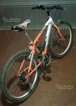 "Bicicletta Galant Mountain Bike 24"""