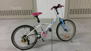 Bicletta Bambino ruota 20'' 5 rapporti