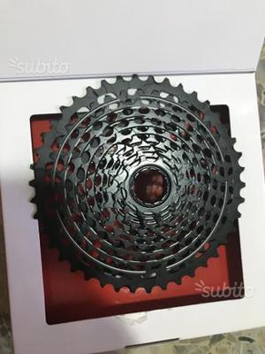 Cassetta SRAM 11V X01 XG