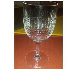 Servizio Baccarat 36 bicchieri + brocca d'acqua