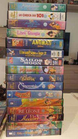 VHS Classici Disney e non solo!