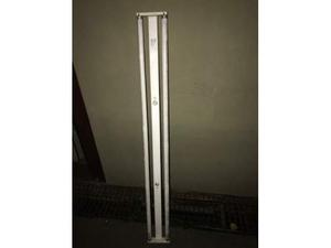 Plafoniera Neon 2x36 Watt : V il riuso plafoniera modernariato cm posot class