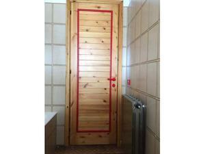 Porte in legno massiccio bellissime...