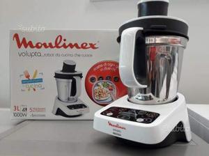 Completo da cucina moulinex nuovo originale posot class - Prezzo robot da cucina moulinex ...