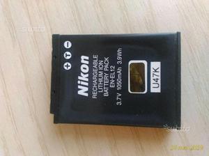 Batteria EN-EL 12 NIKON