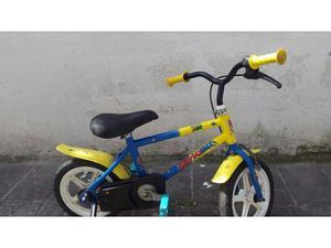 Bicicletta bambino diametro ruota 12 x190 completa di
