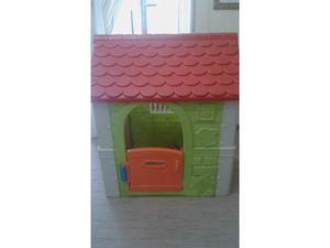 Casetta da giardino feber per bambini posot class - Casetta da giardino per bambini feber ...
