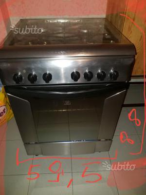 Cucina in acciaio inox posot class - Cucina con forno ventilato ...
