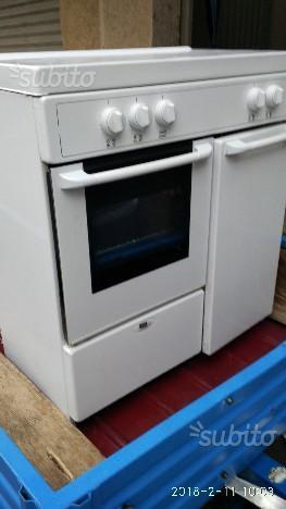 Cucina E Forno A Gas Wega White Posot Class