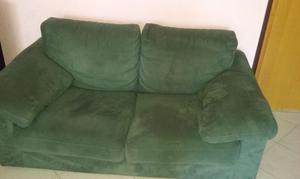 Vendo divano alcantara verde acqua milano posot class - Divano alcantara ...