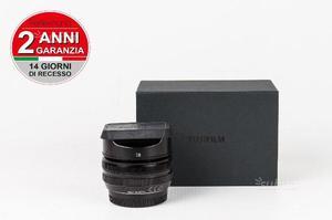 Fujifilm XF18mm F2R +2 ANNI DI GARANZIA