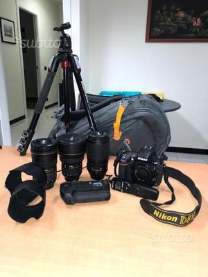 Kit fotografico Nikon