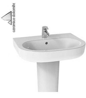 Lavabo bagno in ceramica Serie Mirto Ceramica Dolomite