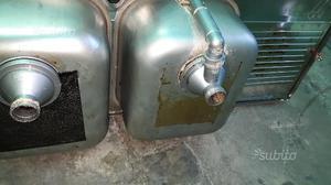 Lavabo cucina in acciaio inox