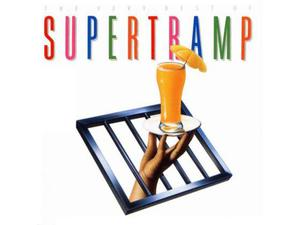 Lp supertramp - the very best of supertramp