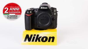 Nikon D90 2 ANNI DI GARANZIA