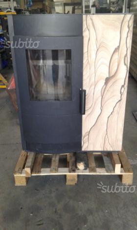 Stufa pellet/legna
