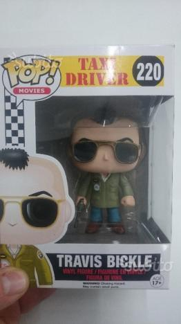 Funko Pop TRAVIS BICKLE - taxi driver - 220