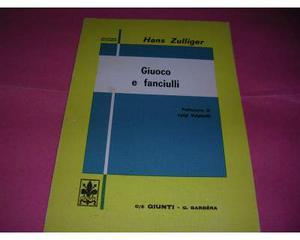 Giuci e Fanciulli - Hans Zulliger