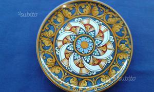 Piatti da parete in ceramica di caltagirone posot class