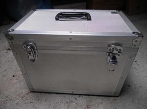 Valigia alluminio usata 25x31x42