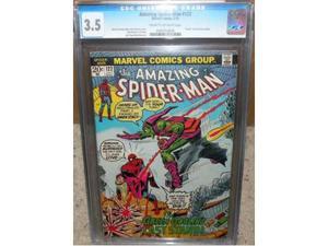 Amazing Spider Man #122 CGC 3.5 luglio