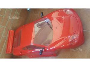 Automodello Ferrari a Scoppio 1:5