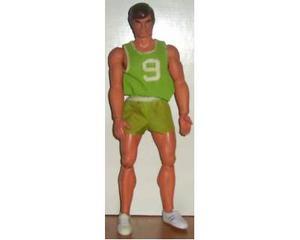Big jim mattel basket personaggio modellino anni 70